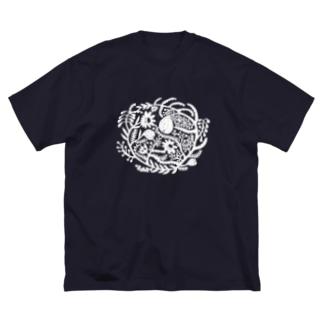 euphoria_day Big silhouette T-shirts