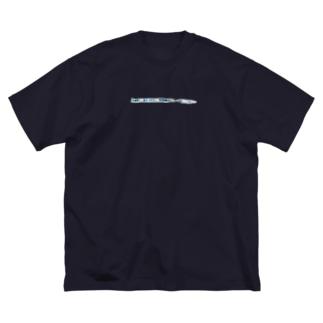 Kises Big silhouette T-shirts
