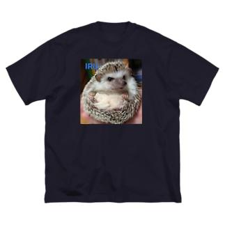 はりねずみのIRUちゃんシリーズ Big T-shirts