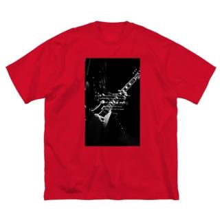 I Love Rock'n Roll Big silhouette T-shirts