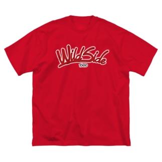 【色、サイズ選択可!】ワイサイのGigロゴT Big silhouette T-shirts