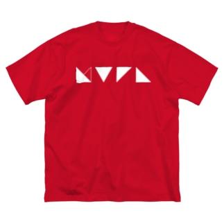 謎記号グッズ Big T-shirts
