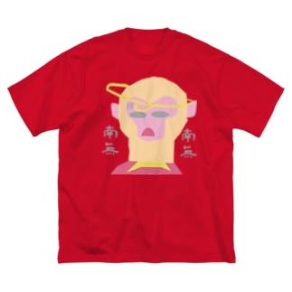 緊箍児ハンガー Big silhouette T-shirts