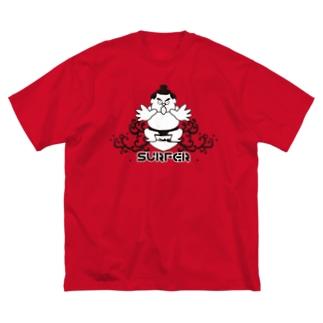 わんぱくちゃんSURFER Big T-shirts