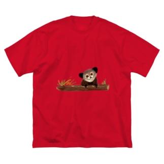 アイアイ Big Silhouette T-Shirt