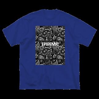 EPIDEMICのEPIDEMIC original Big silhouette T-shirts
