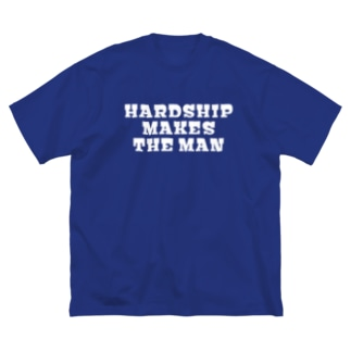 BOYS IN BLUE 2020(A) Big silhouette T-shirts
