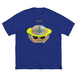 【明るめ】【ちょい上め】NEW OLYMPIX『202X』 Big Silhouette T-Shirt