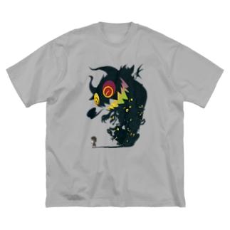Focus Big silhouette T-shirts