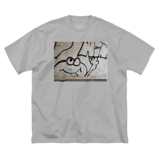 SZUKIのハロ〜!\(^o^)/ Big silhouette T-shirts