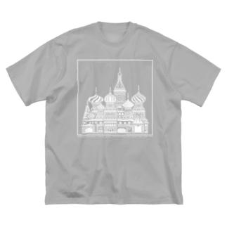 fmmd2018 Big silhouette T-shirts
