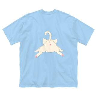 LOCKON! Big silhouette T-shirts