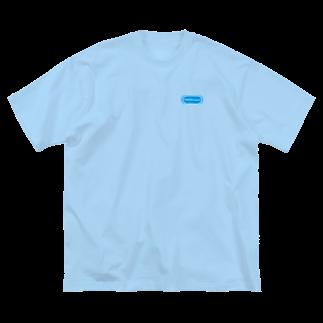 NIDOMISUSストアのワンポイトLOGO Big silhouette T-shirts