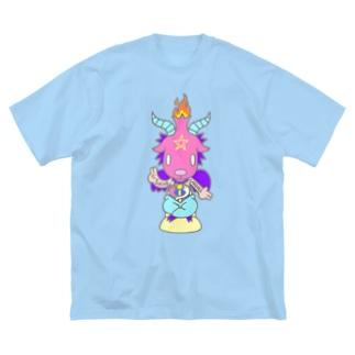 【各10点限定カラー】Baphomet Big silhouette T-shirts