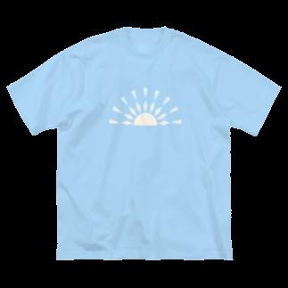 meli19のsunrise Big silhouette T-shirts