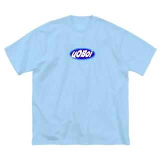 u0Boi Big silhouette T-shirts