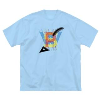 クラフトシリーズ Big silhouette T-shirts