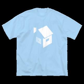 KYOの家が好き Big silhouette T-shirts