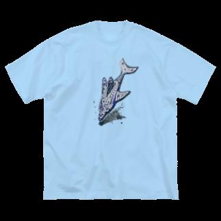 PENTAのILUKA Big silhouette T-shirts