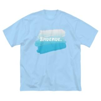 ānuenue🌈 Big silhouette T-shirts