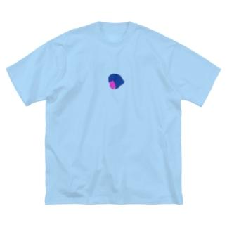 真骨頂 Big silhouette T-shirts