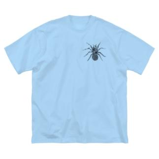 ルブロンオオツチグモ+ Big Silhouette T-Shirt