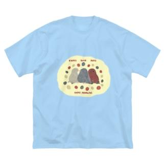 OHAGI PENGUINS ASSORT Big Silhouette T-Shirt