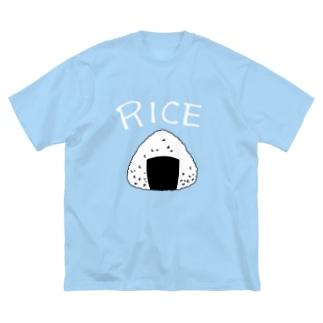 おにぎり Big Silhouette T-Shirt