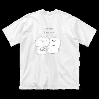 キー・チャンのNAMO FAMILY Big silhouette T-shirts