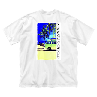 no27のNUMBER.27 Big silhouette T-shirts