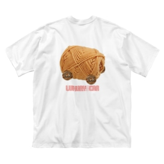 高級車 Big silhouette T-shirts