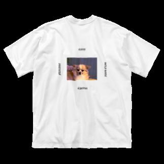 sommie のdoggo T Big silhouette T-shirts
