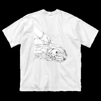 SSnoATMのIdol? Big silhouette T-shirts