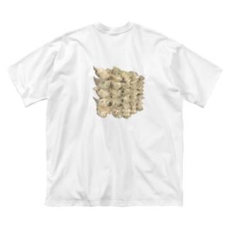 GYO-ZA Big silhouette T-shirts