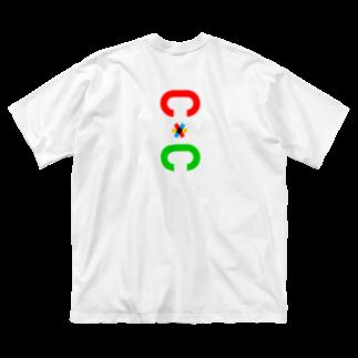 marikiroのCC initial Big silhouette T-shirts