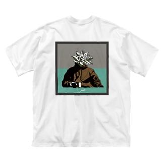 Coffee Break / 2020,Spring Big silhouette T-shirts