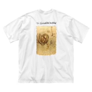 【Disclosure】LD(両面) Big silhouette T-shirts