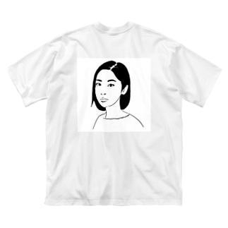 My Girl, Rock & Roll. Big silhouette T-shirts