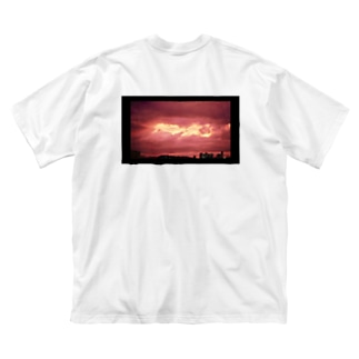 🟦🟥 Big silhouette T-shirts