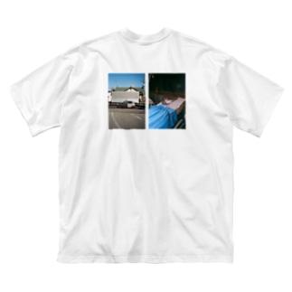 similar No.2 Big silhouette T-shirts
