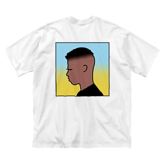 Boy Big silhouette T-shirts