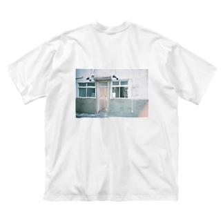 ファイブスターグッドバイ Big silhouette T-shirts