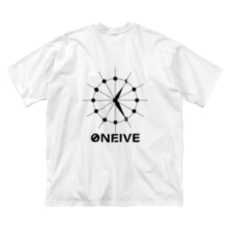 ONEFIVE 002 Big silhouette T-shirts