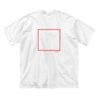 -S.reboot-のS.reboot rogo Big silhouette T-shirts