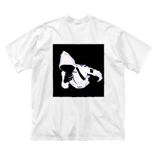 NASA-2 Big silhouette T-shirts