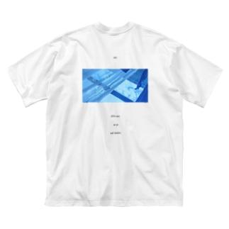 mei.seki.mu Big silhouette T-shirts