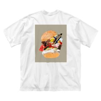 It's ME  Big silhouette T-shirts