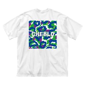 Unya Unya  Big silhouette T-shirts