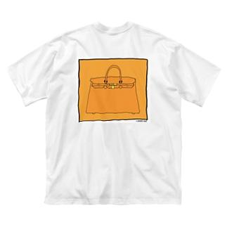 バーキンT Big silhouette T-shirts