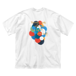 balloon Big silhouette T-shirts